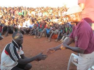 High scorer prize; 5,000 kwacha.
